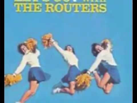 The Routers - Let's Go (Pony) - 1962 45rpm
