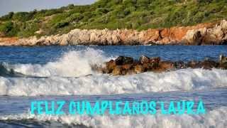 LauraEspanol  Beaches Playas - Happy Birthday
