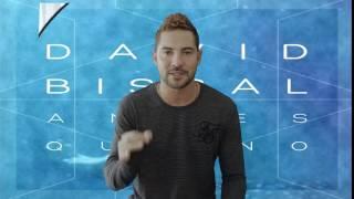 David Bisbal Presenta su nuevo single ANTES QUE NO - 14 de Octubre en @Cadena_Dial @atrevetedial