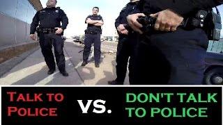 TALK to Police vs. DON