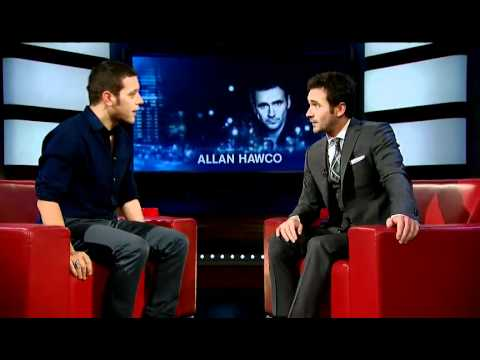Allan Hawco On How To Speak Like A Newfoundlander