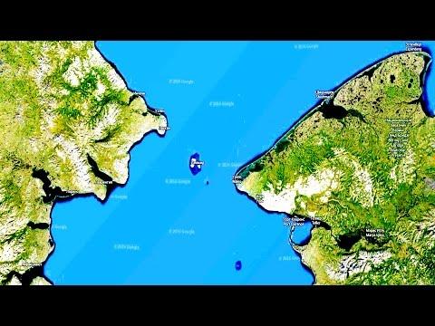 Топ 10 Фото с Гугл Мапс Карты