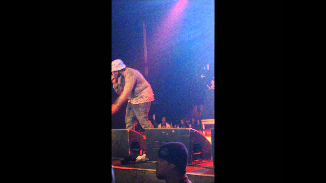 ScHoolboy Q - Blessed - Philly 3/3/2014