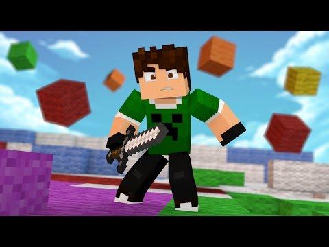 Minecraft: SKYWARS DA LÃ ?! - MINIGAME NOVO