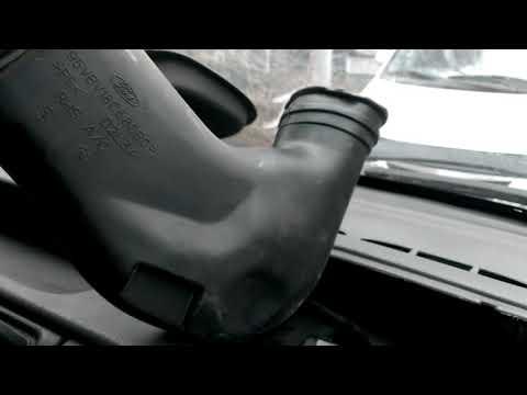 Форд Транзит замена терморезистора печки