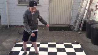 bboy trickbeat: poppin,hiphop
