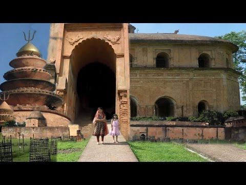 400 years old Quake Proof Ahom buildings of ASSAM