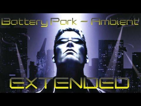 Battery Park - Ambient EXTENDED - Deus Ex Soundtrack