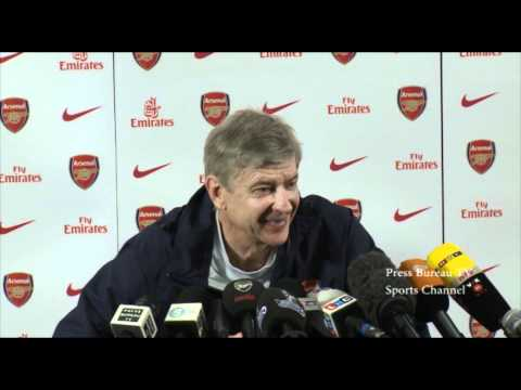 Arsenal vs Newcastle - German Press Conference