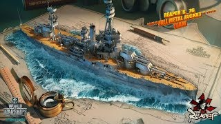 World of Warships - ver 0.6.8 / PC ***** Late Night Livestream mit [ REAPER_76 ] GER / PL