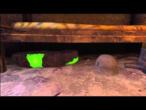 Black ops 2 Origins Teddy bear/ green rocks location