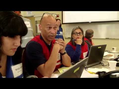 University of California, Berkeley's Emergency Operations Center (EOC)