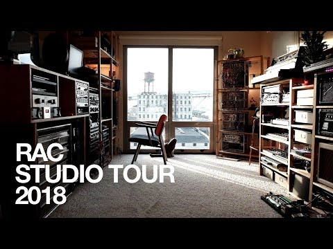 RAC Studio Tour (2018 Edition)