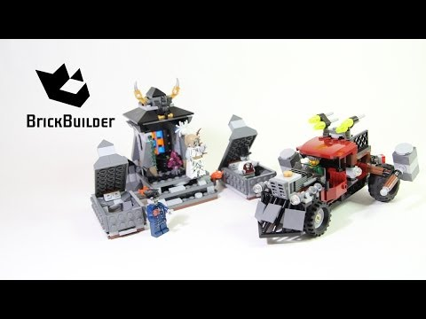 Lego Monster Fighters 9465 The Zombies Build & Review