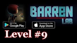 Barren Lab Level 9 (Android/ios) Gameplay