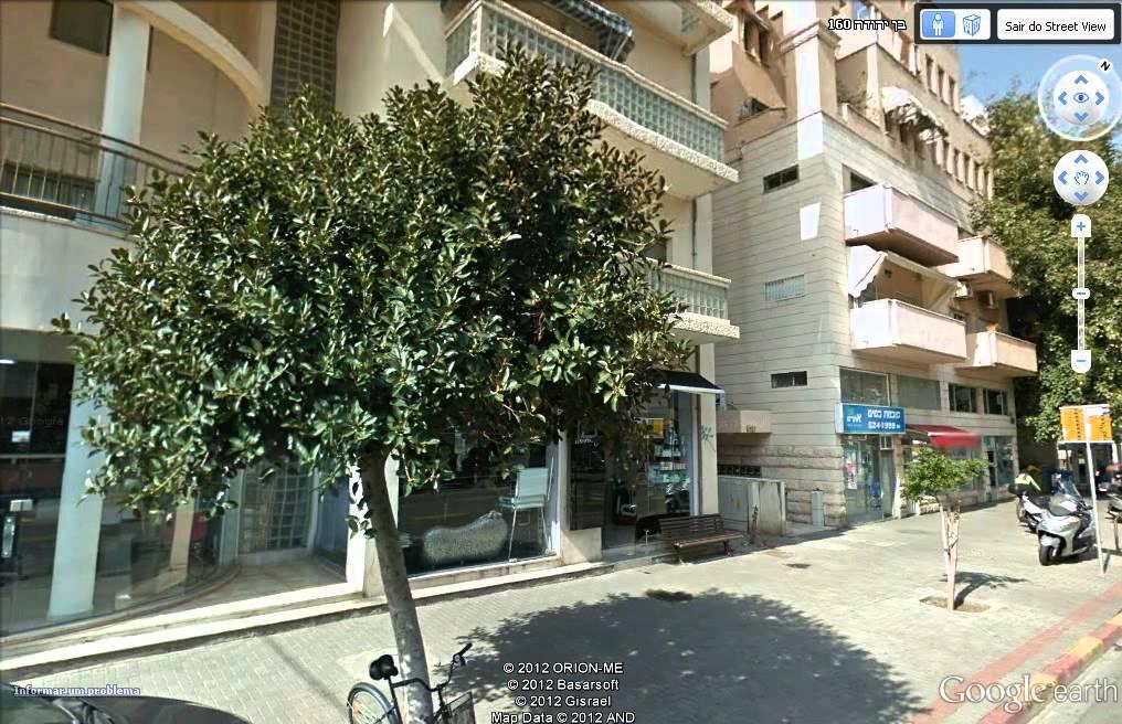 google street view israel