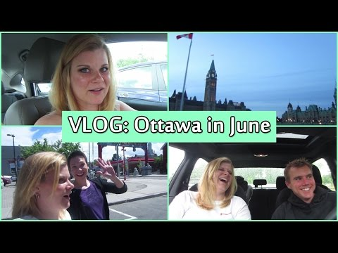 VLOG: Ottawa in June | Makeup Your Mind