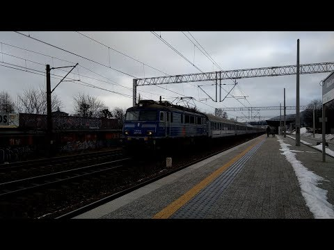 EP07-505 z TLK Pobrzeże | Rumia Janowo