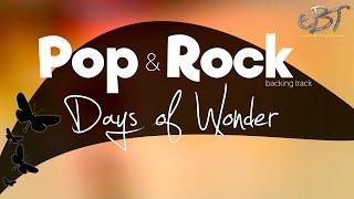 Pop/Rock Backing Track in F Major | 70 bpm