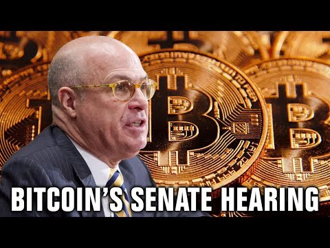 Finally GOOD NEWS For Bitcoin!  US Government SUPPORTS It?