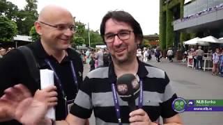 Wimbledon 2019   Viškova i Cvijina Odjava Dana za 09.07.   SPORT KLUB TENIS