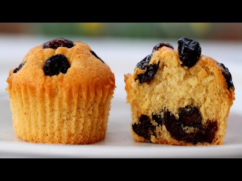 Super Moist Raisin Butter Cake, Quick And Easy To Make