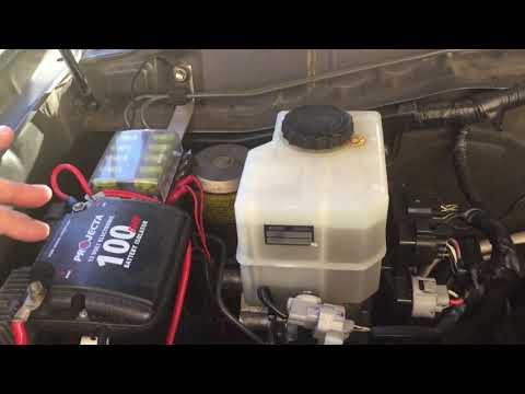 98-07 LEXUS LX470 Toyota LAND CRUISER ABS ANTI-LOCK PUMP Motor//actuator Rebuilt