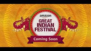 Amazon Great Indian Festival - Coming Soon