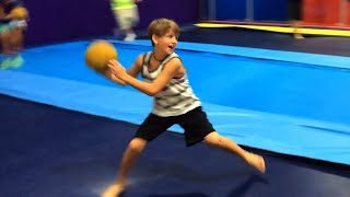 MattyB Summer 2014 - Extreme Dodgeball(SUBSCRIBE! http://tiny.cc/subscribemb Hi BBoys & BGirls! Thanks for watching the all new web series #MattyBSummer2014! After a week full of hard work ..., 2014-08-08T15:55:29.000Z)