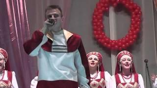 фрагмент концерта- Погодушка 20 лет-песня Роза .