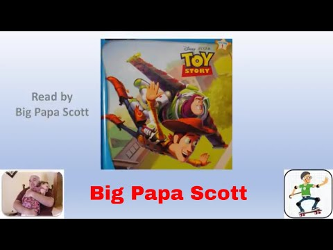Read Aloud! Toy Story by  Joss Whedon, Andrew Stanton, Joel Cohen and Alec Sokolow