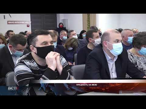 Лікарні Франківська переповнені, хворі лежать в коридорах
