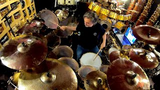 Styx - The Fight Of Our Lives (Todd Sucherman Drum Performance)