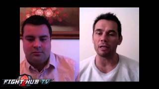 Rich Franklin talks preventing bullying and GMO