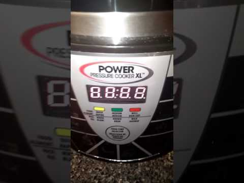Cooking Ribs in the Power Pressure Cooker XL