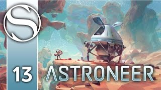 SPACESHIP - Let's Play Astroneer - Astroneer Gameplay Part 13