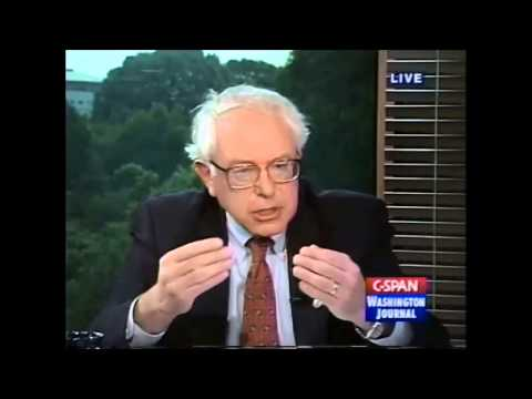 Bernie Sanders - Permanent Normal Trade Relations with China 05-24-2000