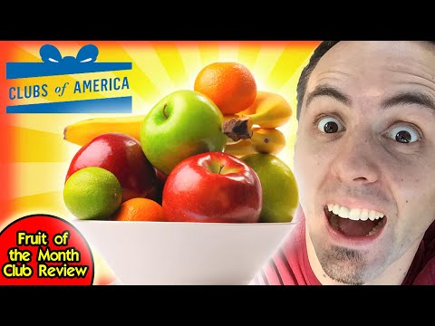 BEST FRUIT OF THE MONTH CLUB? | Fruit of the Month Club Review