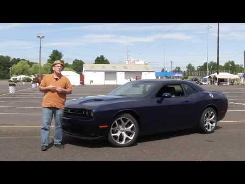 Review: 2015 Dodge Challenger SXT Plus