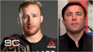 Reaction to Justin Gaethje's win vs. Tony Ferguson at UFC 249 | SportsCenter