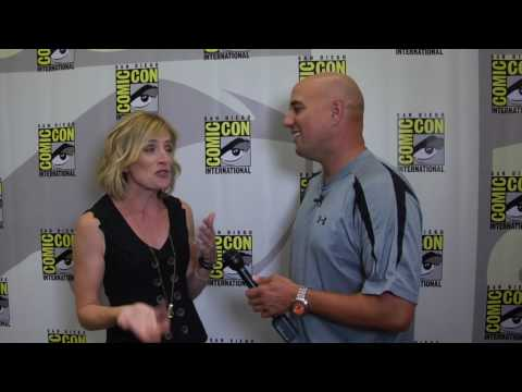 Kirsten Nelson (Chief Karen Vick) interview for PSYCH at Com