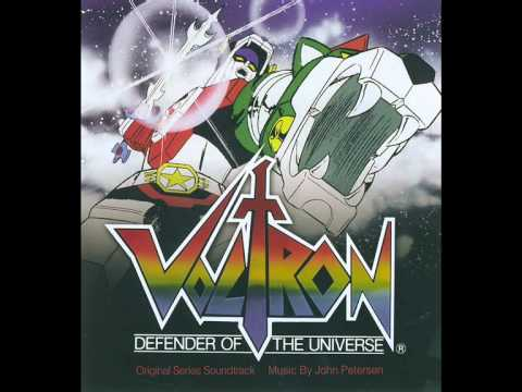 Voltron Soundtrack 1984 Original Opener