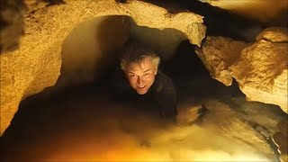 Metal Detecting Cave Exploration