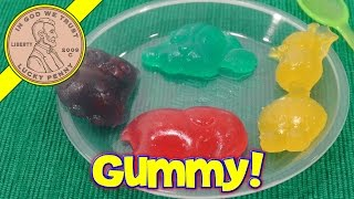 Yummy Nummies Gummy Candy Goodies Maker - Mini Kitchen Magic!