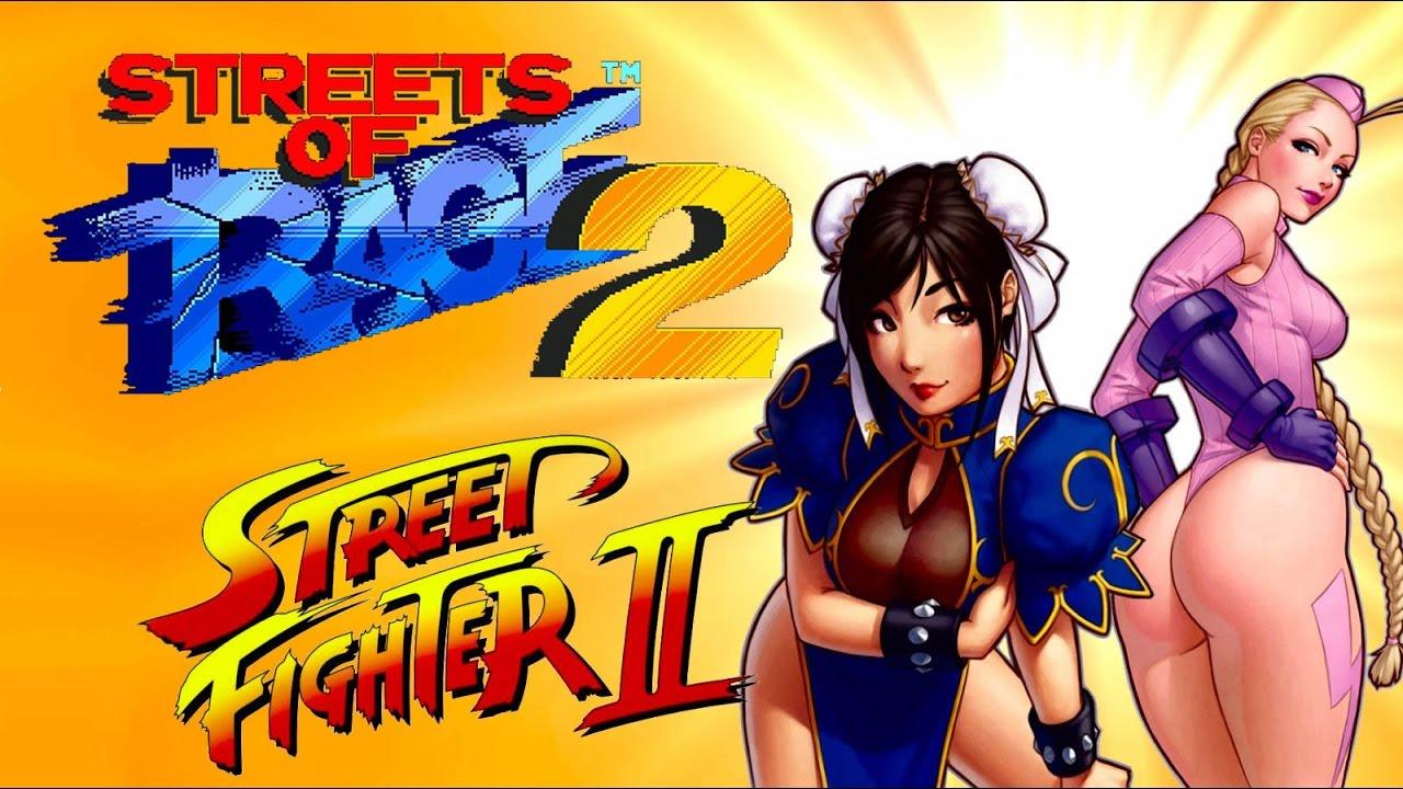 li street nua Chun fighter
