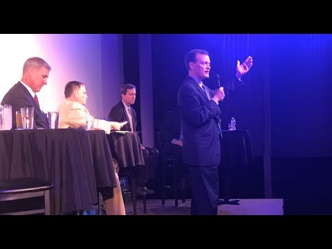 MN GOP Candidates Forum in New Hope - Full Event