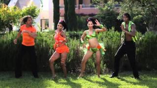 """Cecilia Gayle - """"Yo Quiero"""" Impara i movimenti"""