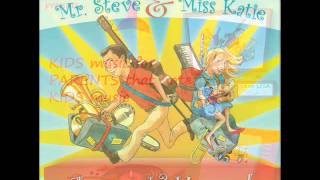Clean Up Song - by Mr. Steve and Miss Katie