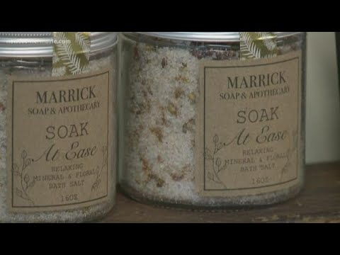 Maine-made Crafts At American Folk Festival
