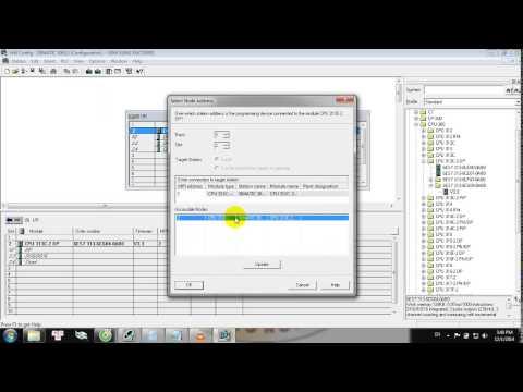 Đọc xung Encoder bằng PLC S7300